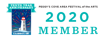 Peggy's Cove Area Festival of the Arts Member